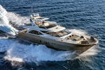 ARMONEE power yacht charter in
