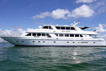 108ft Yacht SEA STAR