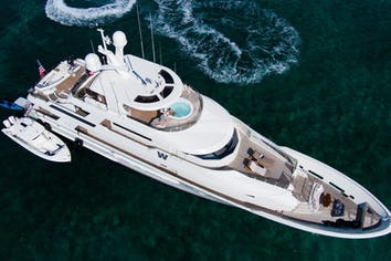131ft Yacht PIPE DREAM