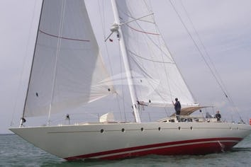 89ft Yacht VINTAGE