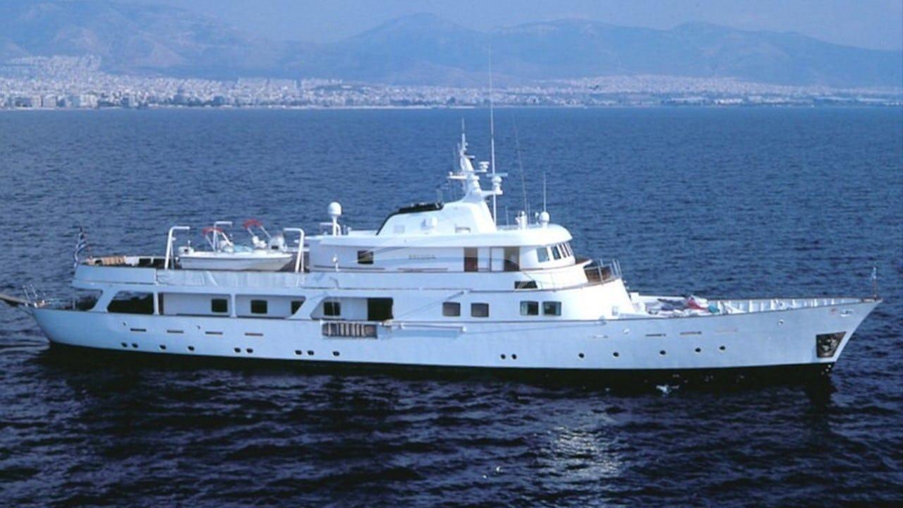 Yacht BELUGA C Charter Yacht