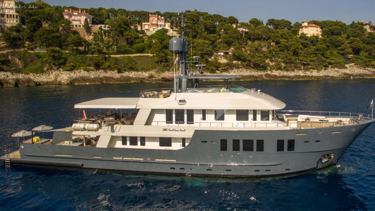 Yacht ZULU Charter Yacht