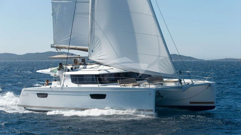 Yacht Charter PI2