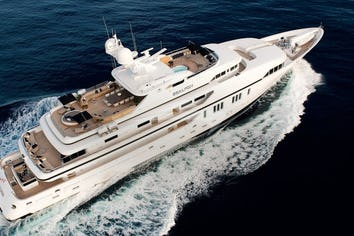 203ft Yacht SEALYON