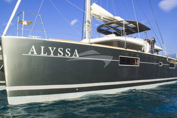 55ft Yacht ALYSSA