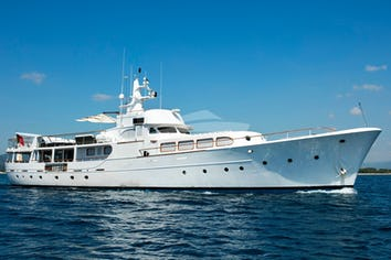 117ft Yacht LADY JERSEY