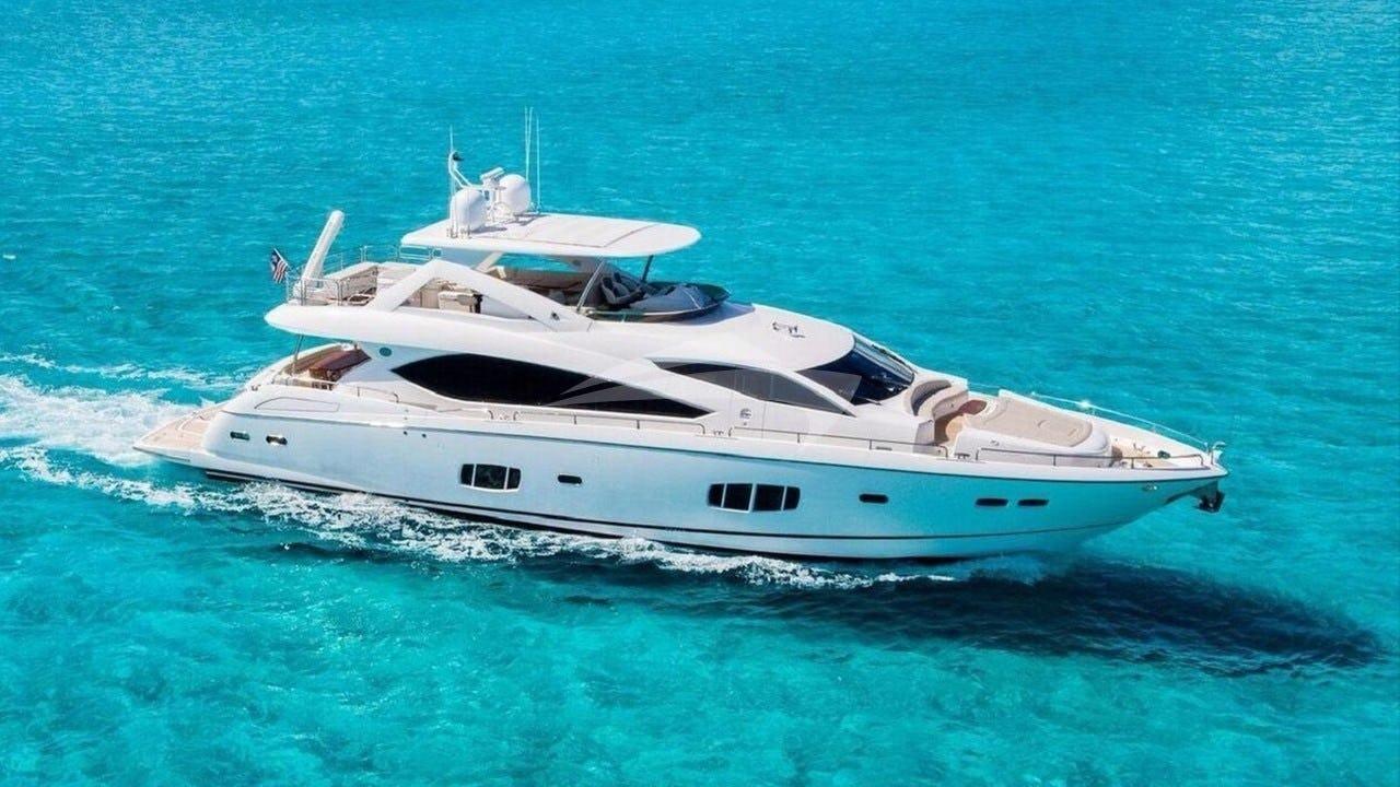 Yacht NEVER 2 NAUTI Charter Yacht