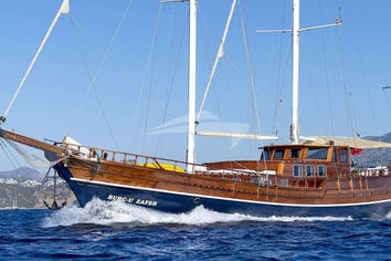88ft Yacht BURC-U ZAFER
