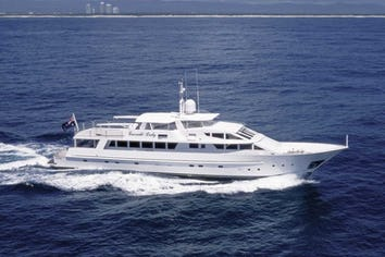114ft Yacht EMERALD LADY