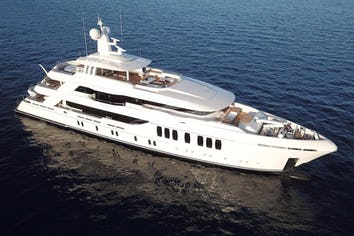 154ft Yacht LIQUID SKY