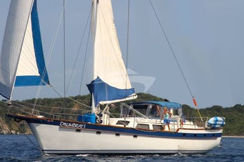 71ft Yacht DRUMBEAT I