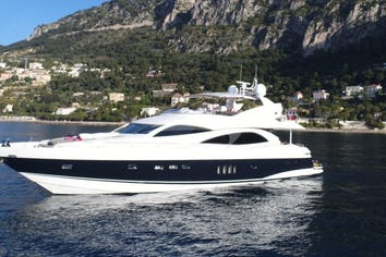 92ft Yacht EXCELERATE Z
