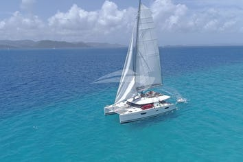 58ft Yacht ENCHANTE