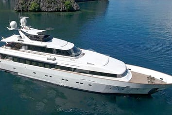 124ft Yacht INDIGO STAR I