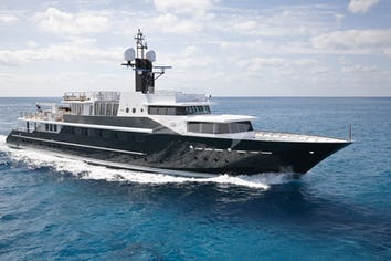 162ft Yacht HIGHLANDER