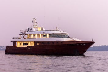 149ft Yacht ASHENA