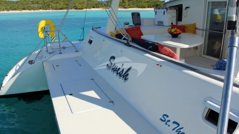 SWISH :: Aft Swim Deck