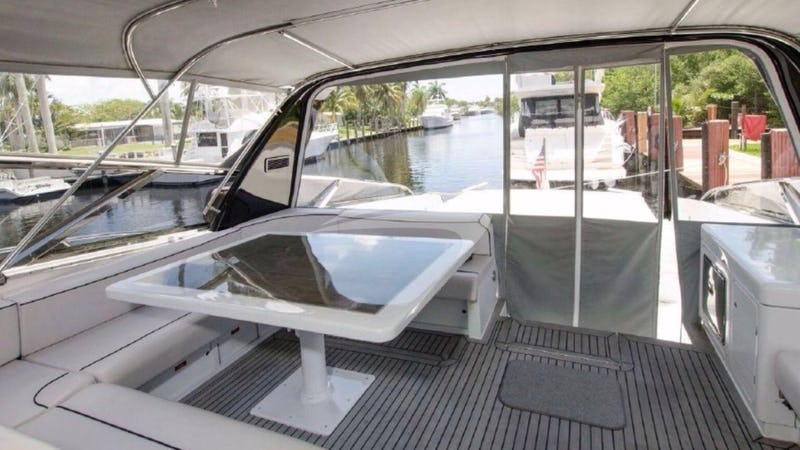 OUR NAUTI DREAM :: Cockpit