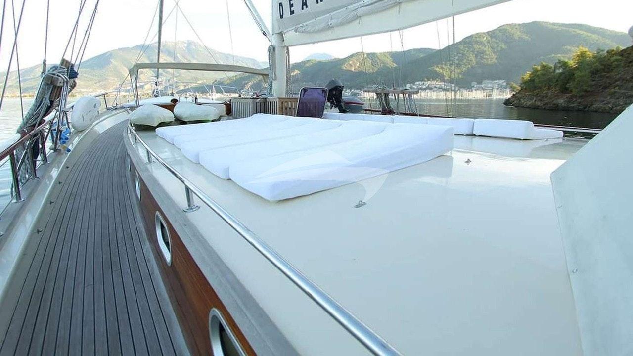 Deck Sun Cushions