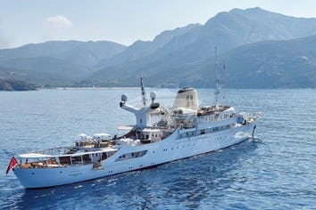 325ft Yacht CHRISTINA O