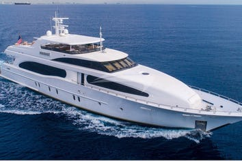 124ft Yacht DREAM