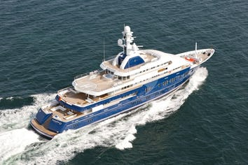248ft Yacht BELLA VITA