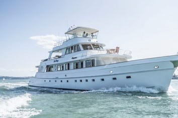 100ft Yacht SEA BREEZE III