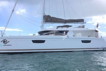 49ft Yacht SEA DRAGON
