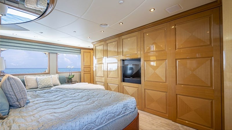REFLECTIONS :: Master Stateroom with TV