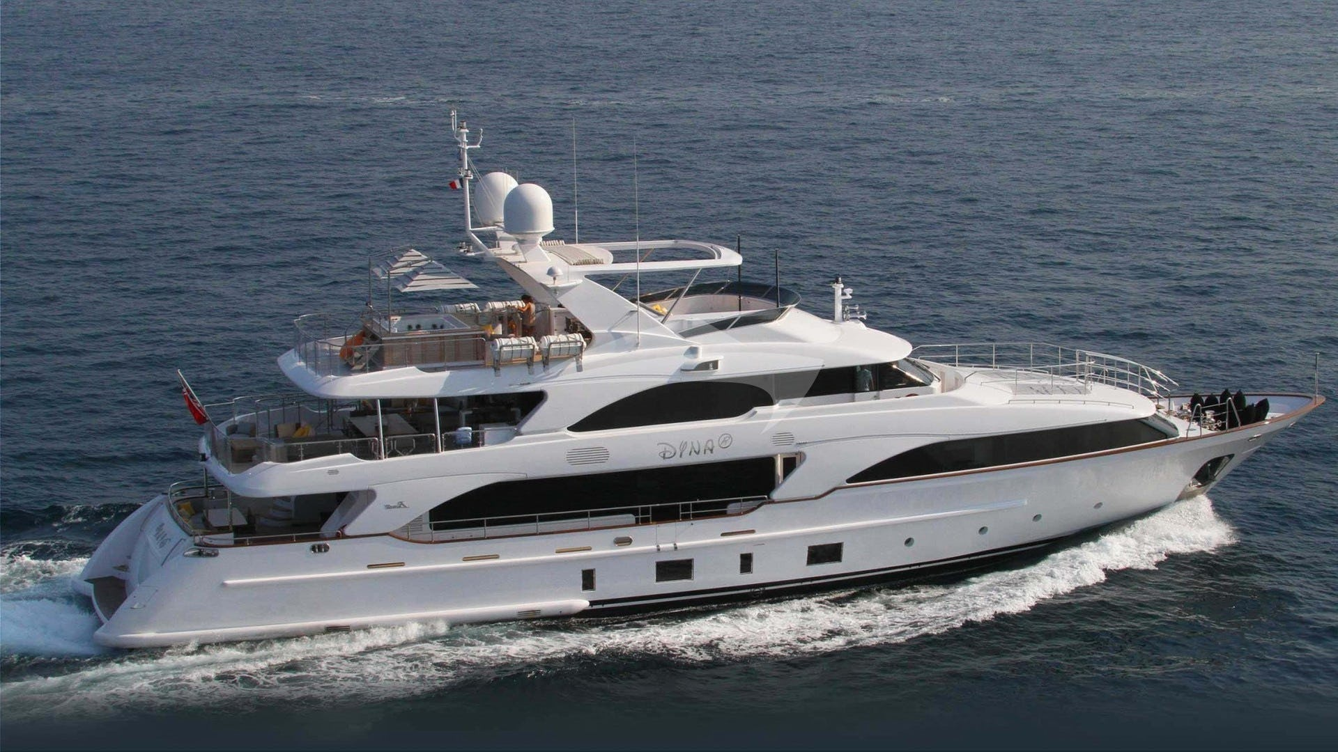 Yacht DYNAR Charter Yacht