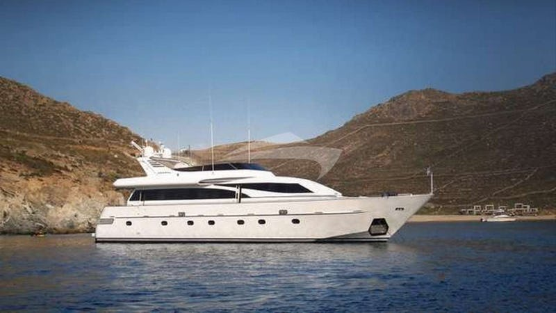 Yacht Charter ANAMEL