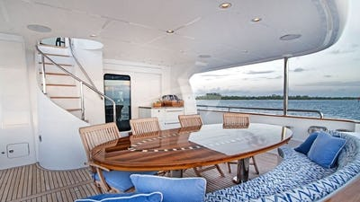 VIVIERAE II YACHT FOR CHARTER