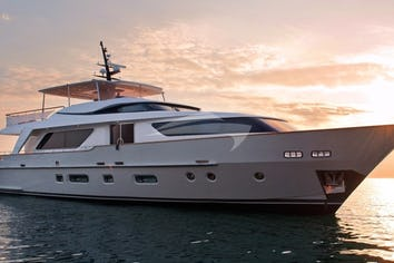 90ft Yacht SANLORENZO SD