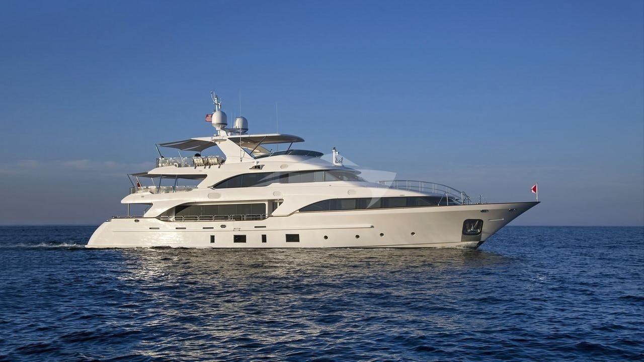 Yacht NAMASTE Charter Yacht