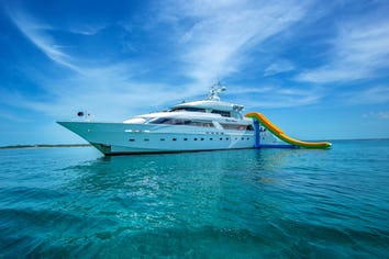 145ft Yacht ISLAND HEIRESS