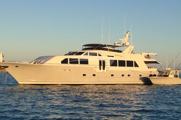 110ft Yacht INDEPENDENCE 3