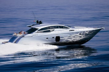 Luxury charter yacht ANGELS&DEMONS
