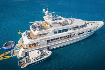 129ft Yacht MAGIC