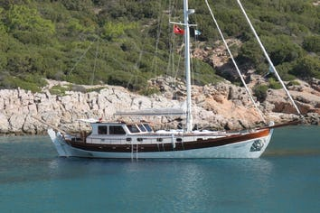 62ft Yacht HAYAL 62