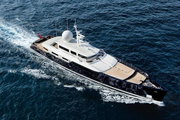 182ft Yacht GALILEO G