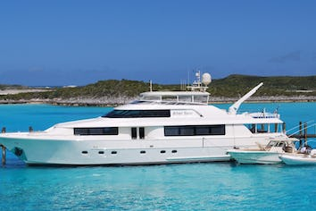 111ft Yacht SILVER MOON