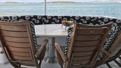 Fresh Fun Aft Deck Seating