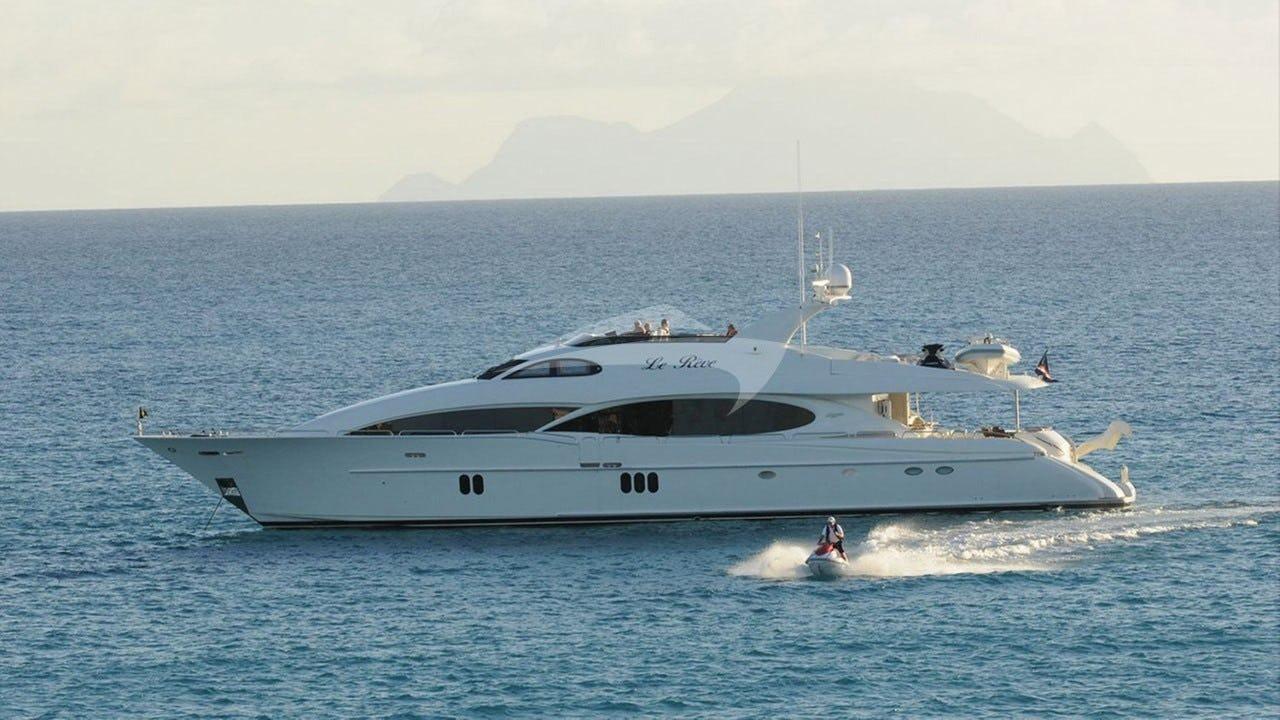 Yacht LE REVE Charter Yacht