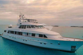 122ft Yacht CRESCENDO IV