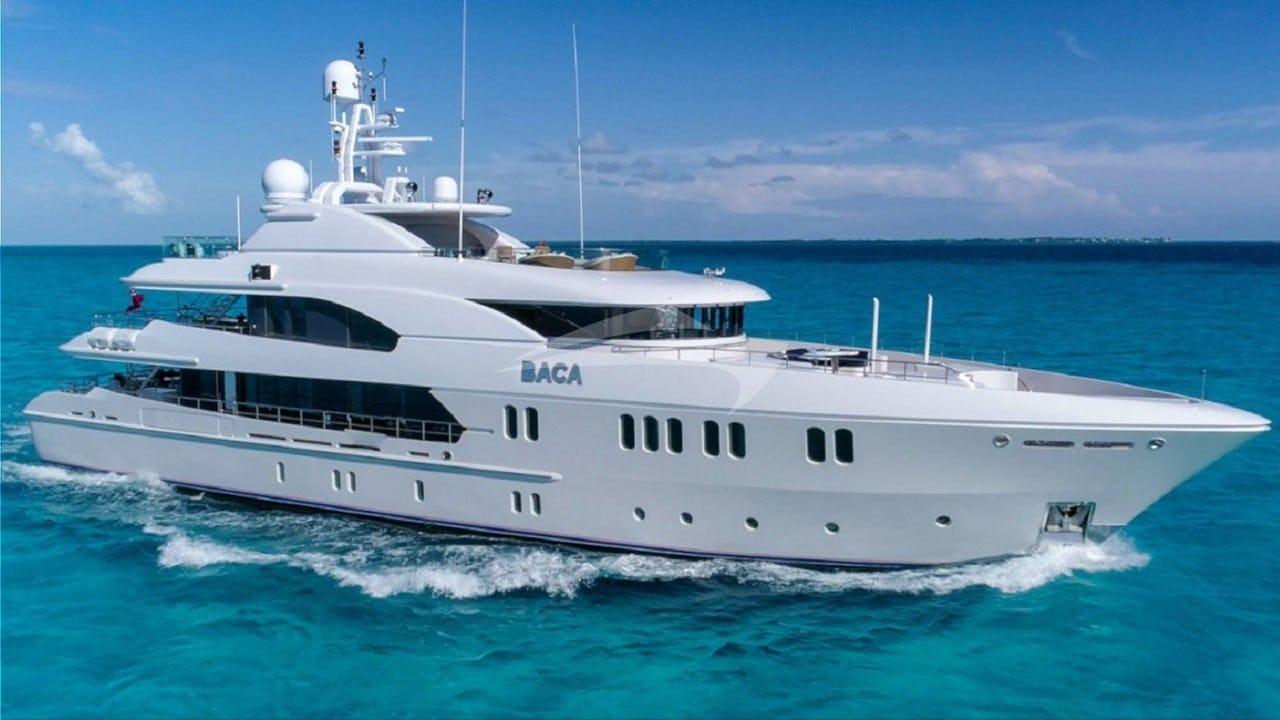Yacht BACA Charter Yacht