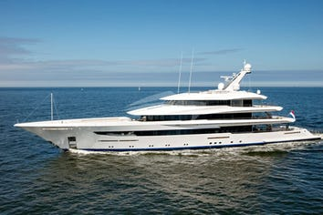 Joy Superyacht Charter