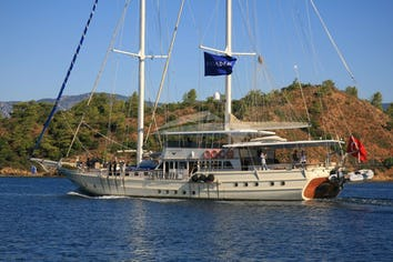 134ft Yacht AEGEAN CLIPPER