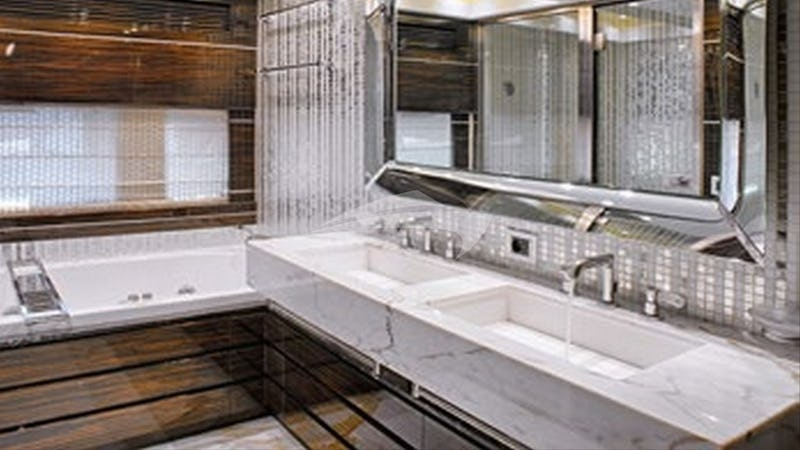 TUTTO LE MARRANE :: Master bathroom