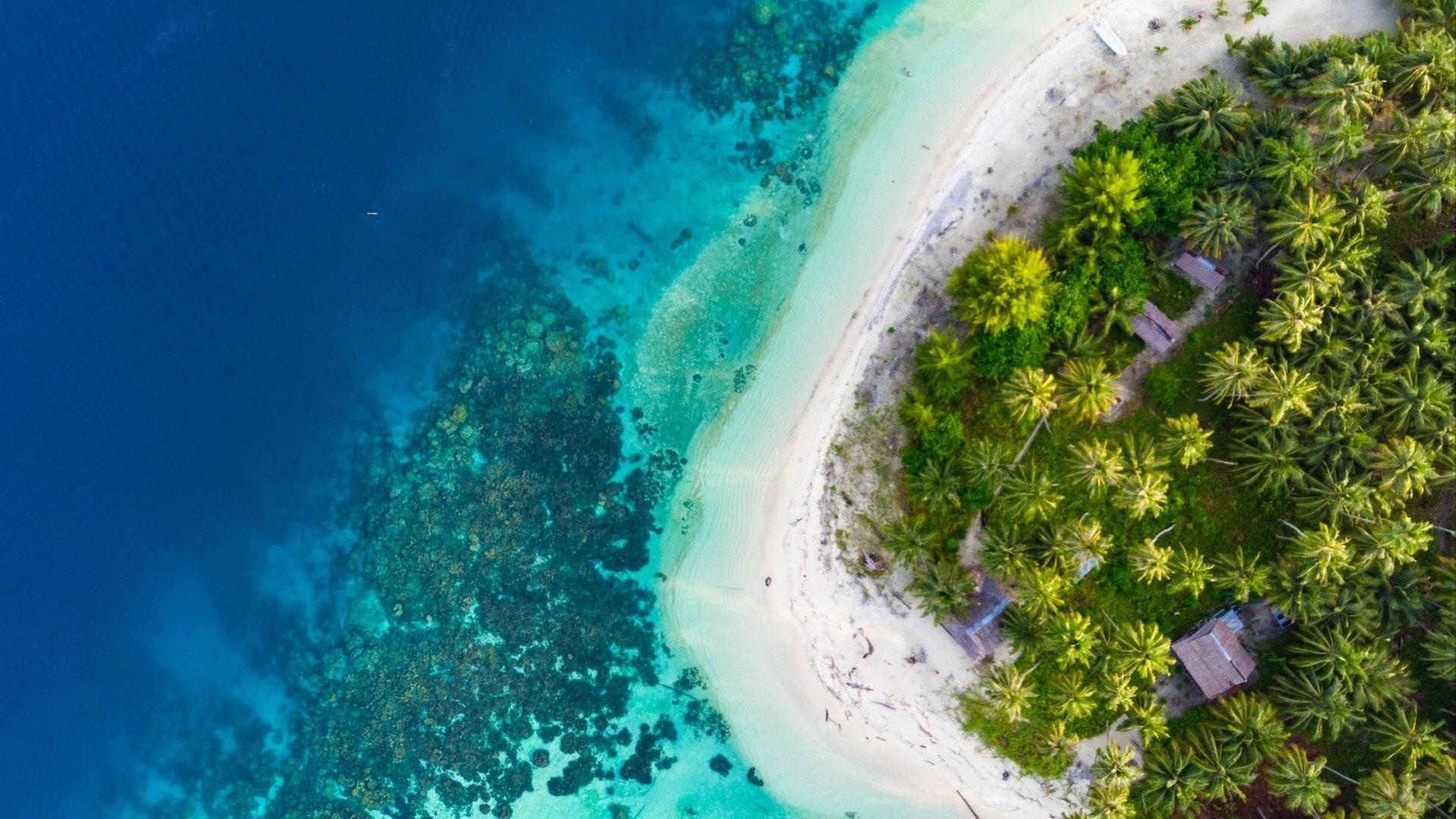 スマトラ島への豪華ヨットチャーターガイド
