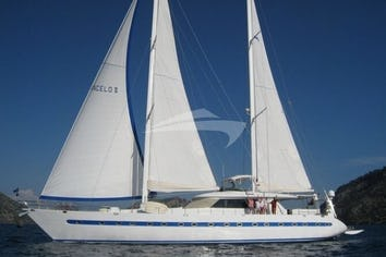 115ft Yacht ANGELO II
